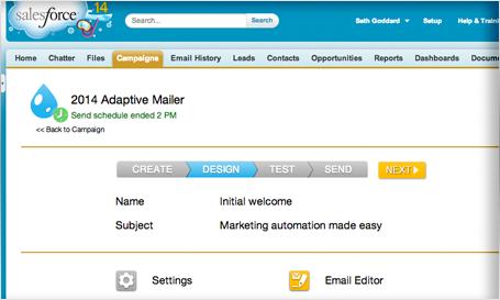 Adaptive Mailer