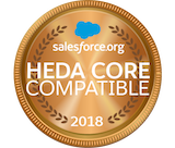 Salesforce.org HEDA Core Compatible