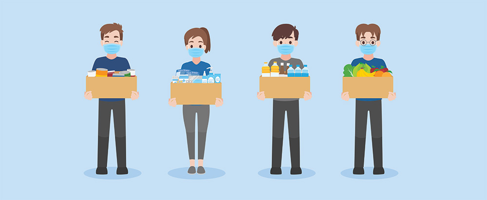 increase donations through personalization